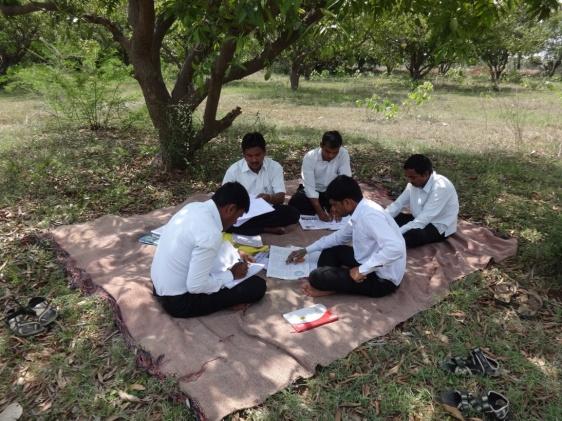 5s teachers  prepairing LPS